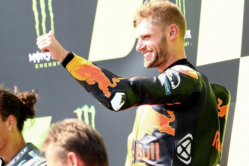 "Winning was ""strange point"" of rookie MotoGP season - Binder"