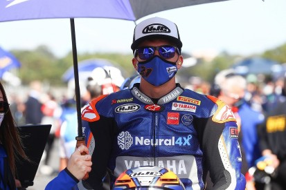 Gerloff steps in for Rossi on Friday at Valencia ahead of European MotoGP