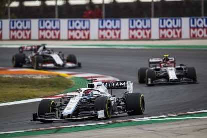 """Russell: """"Breakthroughs"""" put Williams on front foot against Alfa Romeo and Haas"""