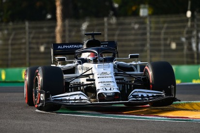 Kvyat: Trusting Leclerc key to F1 Emilia Romagna GP outside pass