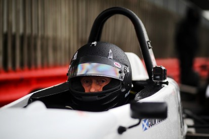 Formula Ford driver Turner has legs amputated after Walter Hayes crash