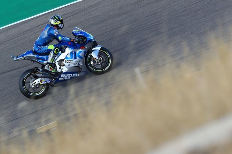 Mir feeling more pressure in MotoGP title race ahead of European GP