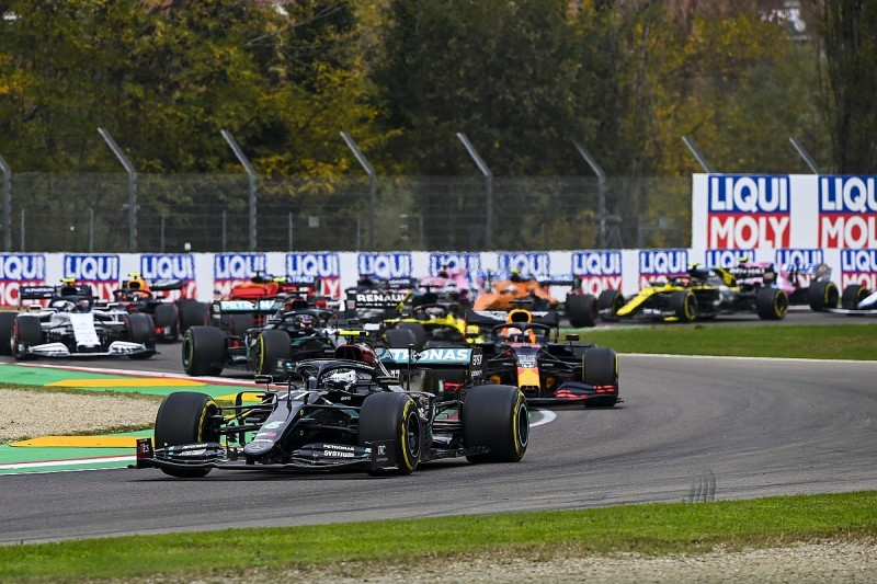 F1 makes $104m loss as income recovers due to late start