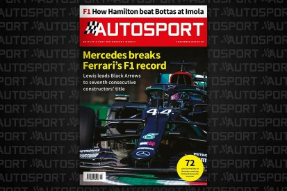 Magazine: Imola F1, Mercedes' seventh title and Walter Hayes Trophy