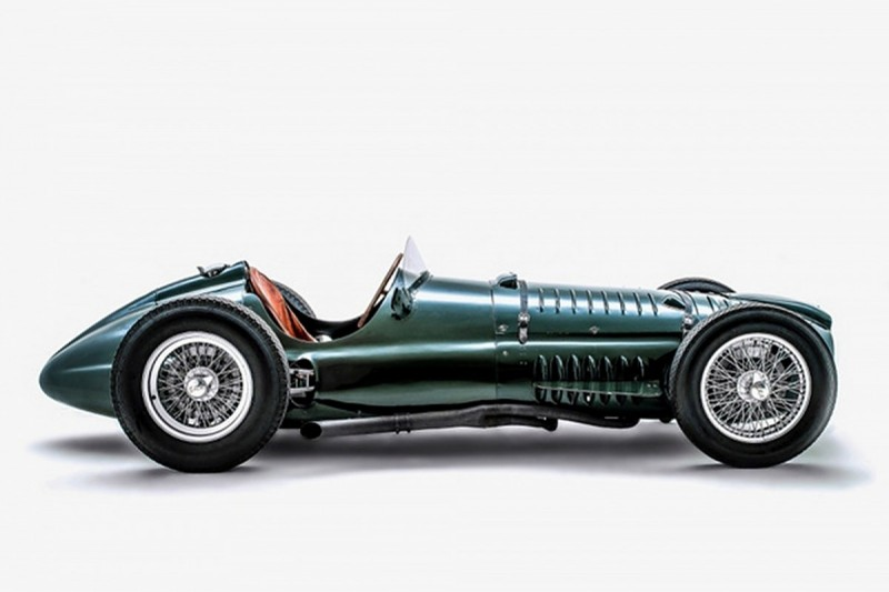 Three BRM V16 F1 car continuations to be built
