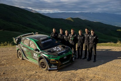 """Paddon: Rallying risks being """"left behind"""" by not embracing green technology"""