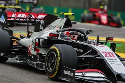 Magnussen explains F1 Emilia Romagna GP gearbox issue headache
