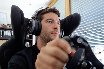 Mike Rockenfeller to launch new electric Esports championship World eX