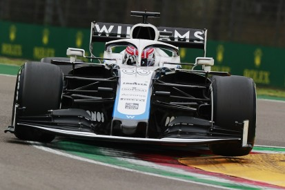 Russell: Imola F1 safety car crash the biggest mistake of my career