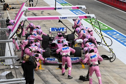 Racing Point defends pitstop call that cost Perez third place at Imola