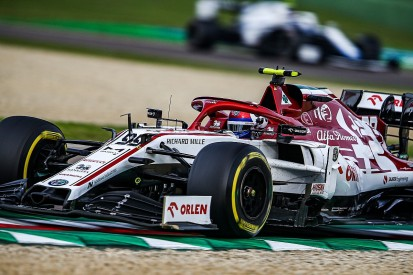 Giovinazzi watched past Imola starts to aid his early Emilia Romagna GP charge