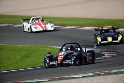 Motorsport UK suspends non-elite events, British GT still on