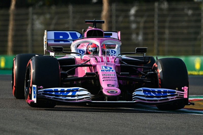 """Perez: """"Painful"""" to lose podium after pit call """"didn't make sense"""""""
