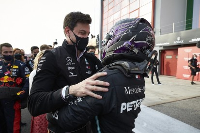 """Mercedes boss Wolff and Hamilton """"not finished"""" with F1"""
