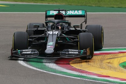 F1 Emilia Romagna GP: Hamilton overcuts wounded Bottas for Imola win