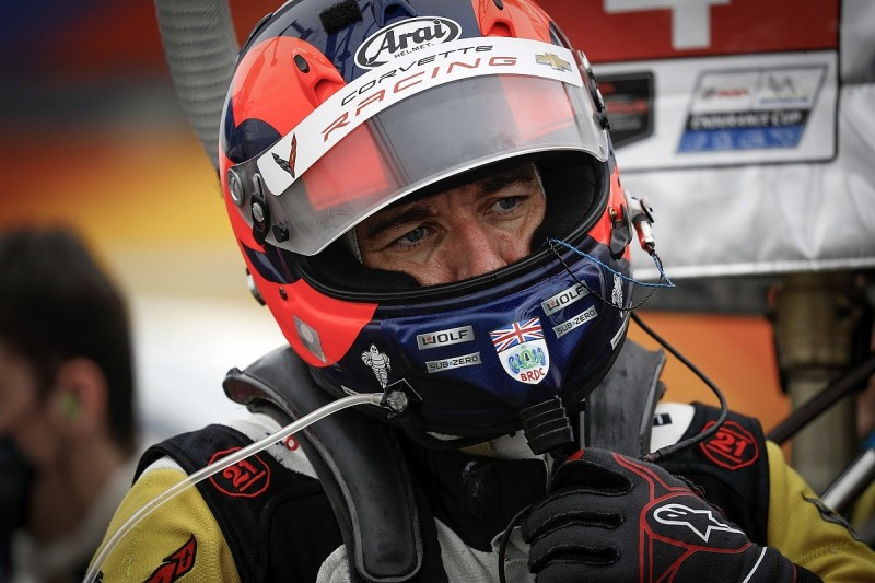 Oliver Gavin to step down from Corvette Racing after 19 years