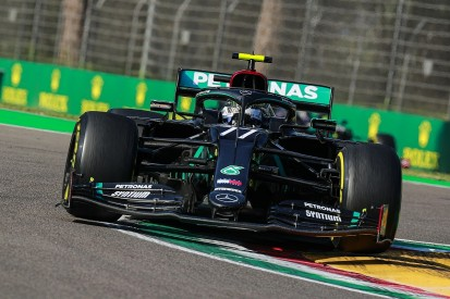 F1 Emilia Romagna GP: Bottas snatches pole from Hamilton at Imola