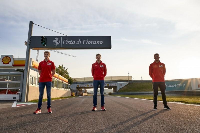 Ferrari set to decide on promoting F1 junior before F2 season finale