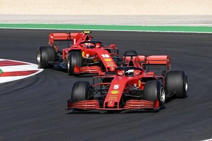 Ferrari: No big differences between Vettel and Leclerc's F1 data