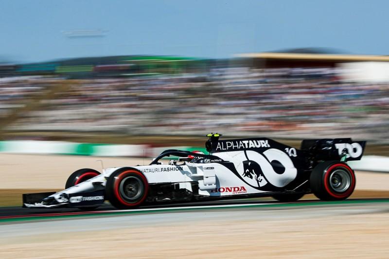 "Gasly remains ""key part"" of AlphaTauri F1 team - Horner"