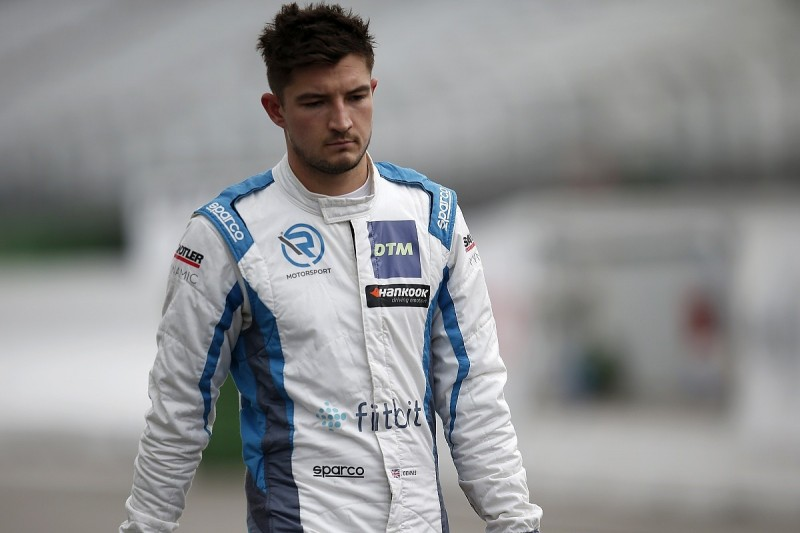 Dennis gets BMW Andretti FE drive for 2020/2021 season