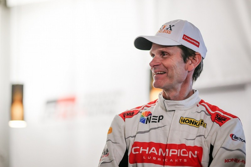 WRC legend Gronholm to contest WRX-supporting Projekt E race at Spa
