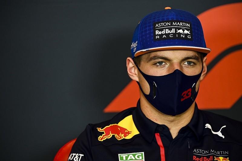 "Verstappen: Portimao F1 radio comments ""not correct"""