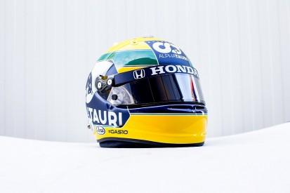 Gasly to race Senna tribute helmet at F1 Emilia Romagna GP
