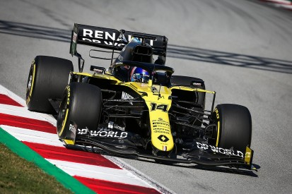 Alonso ramps up F1 return preparations with Renault 2018 car test in Bahrain