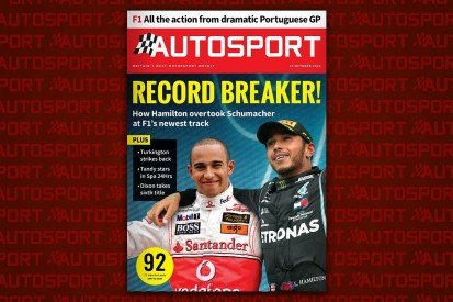Magazine: Portuguese GP review, IndyCar finale and Spa 24H