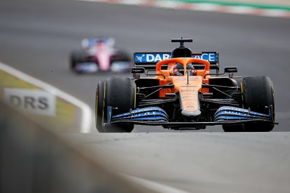 McLaren to redesign F1 car parts for high-load nature of Turkish GP