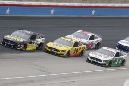Texas NASCAR race postponed for a third time