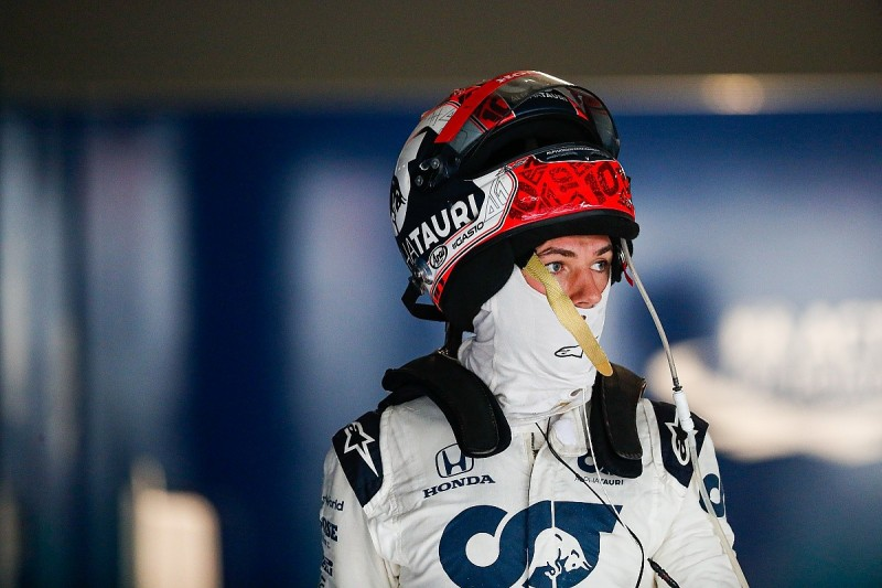 Gasly to remain with AlphaTauri for 2021 Formula 1 season