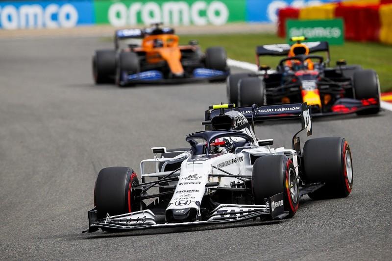 Horner explains why Gasly never considered for Red Bull F1 return