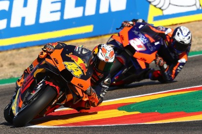 Pol Espargaro 'part owes' Teruel GP fourth to MotoGP rookie Lecuona