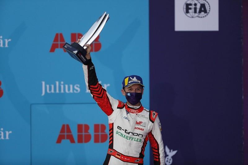 Rast joins at Audi Formula E team full-time alongside di Grassi for 2020-21