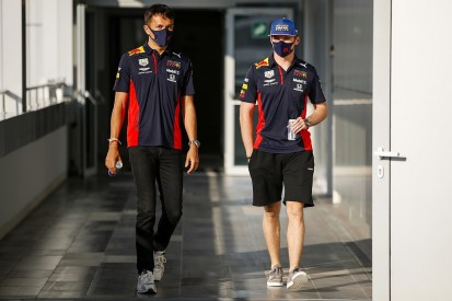 "Verstappen: Red Bull F1 team-mate for 2021 ""doesn't really matter to me"""