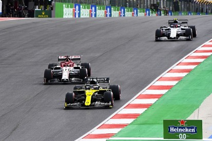 Ricciardo: F1 can learn from Portimao to improve racing at other venues