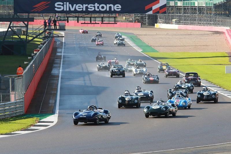 Teams hail Historic TT meeting at Silverstone a success