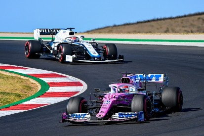 """Russell: Williams F1 exit speculation """"fed by Perez camp"""""""