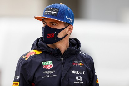 """Verstappen: Perez """"took himself out"""" in opening lap clash"""