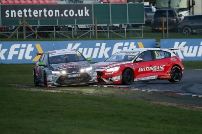 Snetterton BTCC: Butcher handed reprimand for Ingram clash