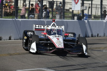 St Petersburg IndyCar: Newgarden wins as Dixon claims sixth title