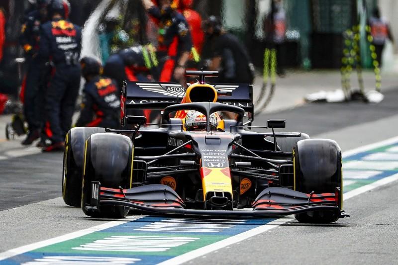Horner: Starting on medium tyres better option in hindsight