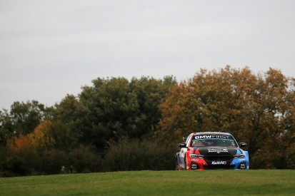 BTCC Snetterton: Turkington reclaims joint lead with lights-to-flag win