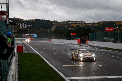 Spa 24 Hours: Rowe Porsche takes comeback victory after Tandy charge