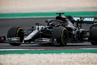 F1 Portuguese GP: Hamilton beats Bottas to secure all-time F1 win record
