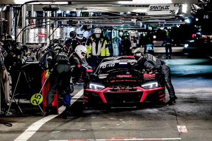 Spa 24 Hours: Sainteloc and Attempto Audis running 1-2 after 18 hours