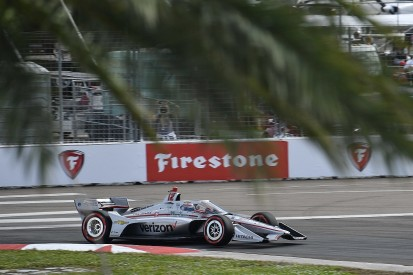 Power willing to give up St Pete Indycar win to help Newgarden