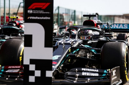 "Hamilton explains ""counter-intuitive"" tyre choice for F1 Portugal pole"